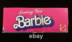 1984 NEW YORK CONVENTION BARBIE Loving You Signed KITTY BLACK PERKINS