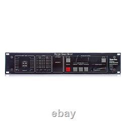 Eventide SP-2016 Rare Vintage Stereo Reverb Effects Unit H3000 Model SP2016 Sign