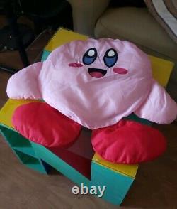 Kirby 64 Nintendo Store Display Sign Hanging Mobile Plush Promo Promotional VTG
