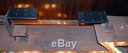 Original 1950s Double Sided Flashing Arrow Sign, Vintage Advertising