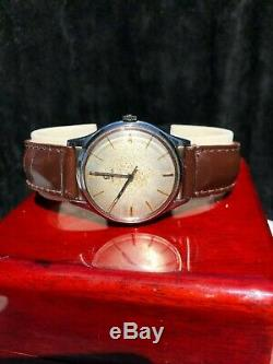 Rare Original Vintage Signed Omega Watch From 1940's