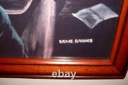 Rare Vintage Ernie Barnes'The Gospel Truth' Closed Edition