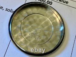 Rare Vintage Zodiac (Heuer Cal 12) 1969 Automatic Chronograph. 5X signed