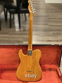 Real 1951 Fender Nocaster. Vintage Guitar With History. Please Read Signed TG