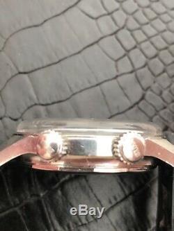 Vintage Bulova Super-Compressor Diver Mint Dial, Signed Crowns