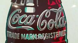 Vintage Coke Coca-cola Sign