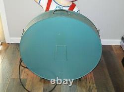 Vintage Electric Neon Clock Company Cleveland 26 Clock (Local Pickup Michigan)