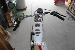 Vintage Murray Classic Coca Coca Gas Motor Bike Bicycle Motorcycle Soda Pop Sign