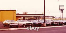 Vintage Orig GM Dealership Light Up Sign Chevrolet Pontiac Buick Olds Camaro Z28